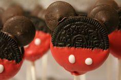 oreo Mickey's