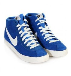Like 'Toad Footwear' on Facebook and enter our competition to win a pair of Nike Bruin in Signal Blue