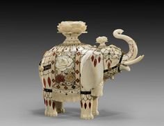 SHIBAYAMA IVORY ELEPHANT