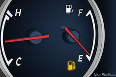 How Far Can You Drive Your Vehicle on Empty?  tl:dr -- 70-93 miles for a Honda Accord