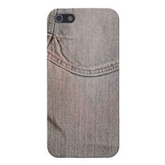 Blue Jeans Skin iPhone 5 Cover