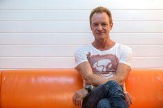 """12. Juli 2017: """"Entspannt. Sting."""" Mehr Bilder auf: http://www.nachrichten.at/nachrichten/fotogalerien/weihbolds_fotoblog/ (Bild: Weihbold)"""