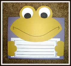 Today in First Grade...: Frog and Toad w/freebie