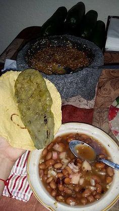 gastronomia de Michoacan