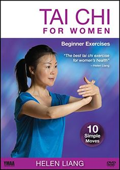 Tai Chi for Women: Beginner Exercises... Improve Your Health with Tai Chi. Tai Chi for Women is a simple follow-along workout for beginners. Using exercises that target women's most common health issues, Master Helen shows you how to stay healthy, flexible, and youthful at any age. You will learn natural ways to relieve stress,......http://bit.ly/2shvdBQ