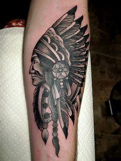 tatuagem indio - Pesquisa Google