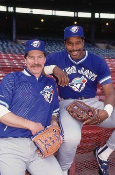 Jack Morris & Dave Winfield -Toronto Blue Jays