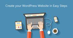 Build Website using WordPress