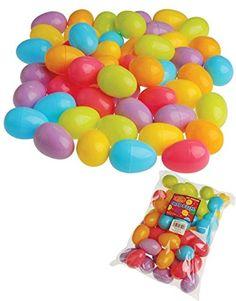 Plastic Easter Eggs (50 per order), Assorted Colors US Toy http://www.amazon.com/dp/B00362OPP0/ref=cm_sw_r_pi_dp_-f4vxb0KVW5Y8