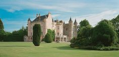 Balnagown castle - seat of the Ross clan #Scotland