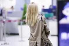 #Yoona #Gimpoairport #toJapan #04072015