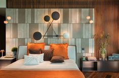 Cool Headboards, Glass Facades, Bedroom Layouts, Marble Floor, Italian Furniture, Geometric Wall, Common Area, Drawing Room, Apartment Design