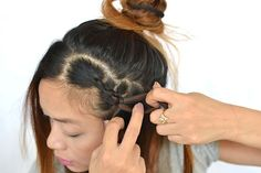 How to Make a French Braid Headband: 8 Steps (with Pictures)