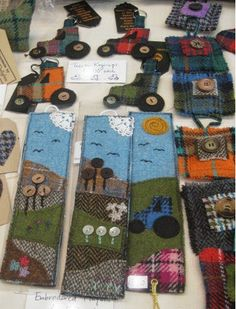 Tweed thoughts ...: Craft Fair Update :)