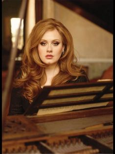 4. Adele had her heart broken and used song writing as therapy