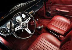 1960s - Alfa Romeo Giulia GTC.