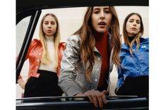 Haim Announce New Album Something to Tell You, Share Paul Thomas Anderson-Directed Live Video Boogie Nights, Kylie Minogue, Haim Style, Madonna, Album, Danielle Haim, Thomas Anderson, Sister Act, Editorial
