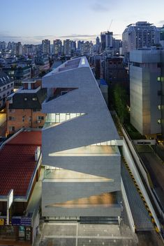 Gallery of M.C. Building / URCODE Architecture - 1