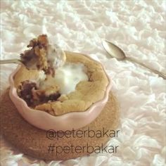 nutella and cookie dough pie – Peter bakar