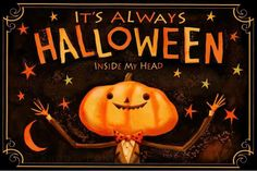 """thespookshaveamidnightjamboree: """"It never stops. Even after October 331rst has gone. """""""
