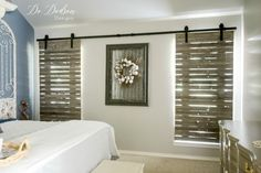 How To Create A Unique Look With Sliding Window Decor How To Create A Unique Look With Sliding Barn Door Window Decor - Door Door Window Covering, Barn Door Window, Barn Door Closet, Door Window Treatments, Diy Barn Door, Barn Door Hardware, Window Coverings, Sliding Door Coverings, Interior Sliding Barn Doors