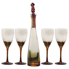 I pinned this 5 Piece Glacier Wine Set from the Art of Global Dining event at Joss and Main!