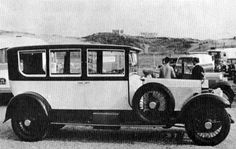 1922 Limousine by Barker (chassis 56HG)