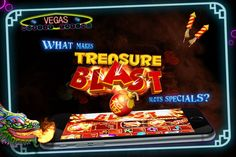 Enjoy this Saturday with tons of fun on finding some hidden treasure at Vegas Mobile Casino. Hit the huge treasure as jackpot up to 1000 times the wagered bet https://www.vegasmobilecasino.co.uk/slots