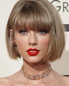 Taylor Swift bob