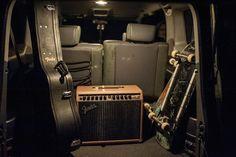 The journey never ends. #Acoustasonic    #Fender #Acoustic #AcousticAmp #Amplifier #AcousticGuitar #Car #Truck #Travel #Road #RoadTrip #FenderGuitar #Gutiar #Guitars #Music #Skate #Skateboard #Skateboards #Musician #traveler