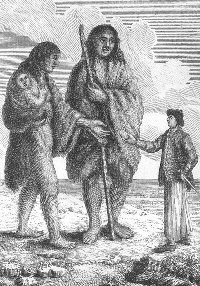 The Cherokee called them the Moon People. The Utes and Paiutes spoke of a hideous race of cannibals ten feet tall living in caves. And the Choctaw also have an account of the race of giants that first colonized the Ohio Valley. - See more at: http://dnaconsultants.com/_blog/DNA_Consultants_Blog/post/Giants_with_Double-Rowed_Teeth,_Flattened_Heads/#sthash.HvCIOAfe.dpuf