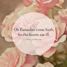 Heart, ramadan