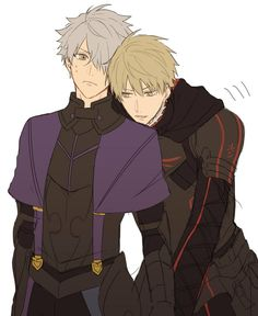 Galahad and Alter Proto Arthur Anime Guys, Manga Anime, Anime Art, Kiseki No Sedai, Fate Stay Night Anime, Monster Prom, Fate Anime Series, Fate Zero, Type Moon