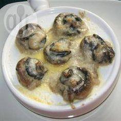 Champignons aux escargots à l'ail @ qc.allrecipes.ca