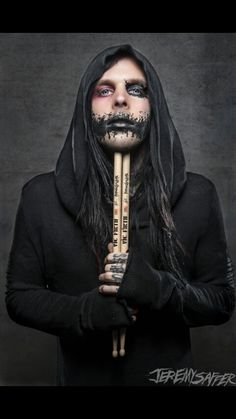 Angelo Parente of Motionless In White