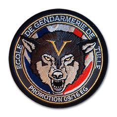 US navy seals THE TRIBE red team squadron morale brodé écusson hook patch
