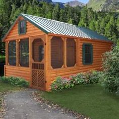 LogCabinKits Small Log Cabin Homes Small Log Cabins Kits