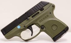 Big Rock Sports is distributing a limited edition of the Ruger LCP with an OD Green colored frame. I have a soft spot for OD Green guns. [Hat Tip: Guns, Holsters & Gear] Handgun For Women, Wilson Combat, Ruger Lcp, Military Guns, Cool Gear, Outdoor Survival, Guns And Ammo, Concealed Carry, Self Defense