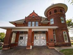 Old Michigan fire station converted into a home now for sale http://t