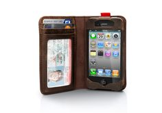 iPhone case and wallet