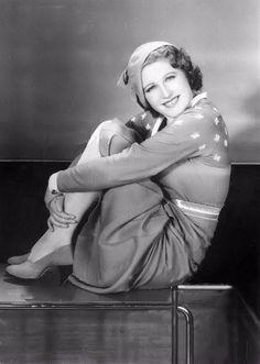 Tola Mankiewiczówna - actress and singer of the 30s