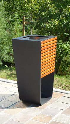 Sort Your Trash Can Design Peion Green
