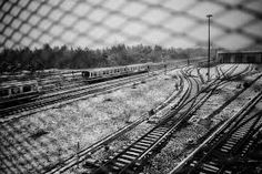 Peter Lindbergh, Railroad Tracks, Photography, Photograph, Fotografie, Photo Shoot, Fotografia, Train Tracks, Photoshoot