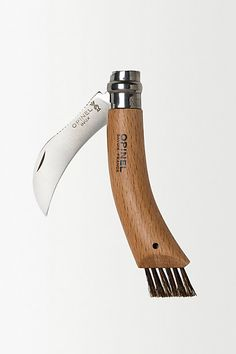 Opinel Mushroom Knife #anthropologie