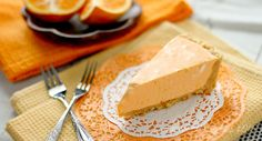 Natural Cooking Club | Orange Chiffon Pie