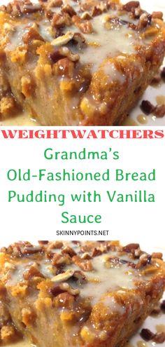 Weight Watchers Pumpkin, Weight Watchers Menu, Weight Watcher Dinners, Weight Watchers Desserts, Healthy Low Calorie Meals, Low Calorie Recipes, Nutritious Meals, Healthy Eating, Pudding Recipes