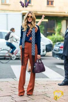 Ciao Milano: Style from the Via Diego Zuko snaps the fashion girls in Italy. Plus see the best street style from New York and London Spring 2017.<br> Diego Zuko snaps the fashion girls in Italy. Olivia Palermo, Autumn Street Style, Street Style Looks, Street Style Women, Street Styles, Zuko, Ciao Milano, Current Fashion Trends, Cool Street Fashion