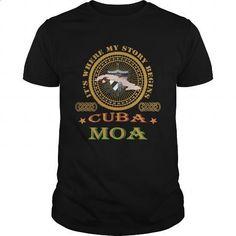 Moa-Cuba - #t shirt company #tailored shirts. PURCHASE NOW => https://www.sunfrog.com/LifeStyle/Moa-Cuba-Black-Guys.html?60505