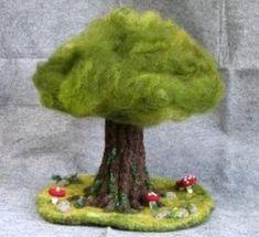 Felted Wool Play-Lands by, Sage Dream Design – Felting