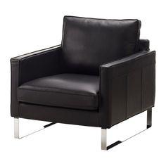 MELLBY Fauteuil - Grann noir - IKEA